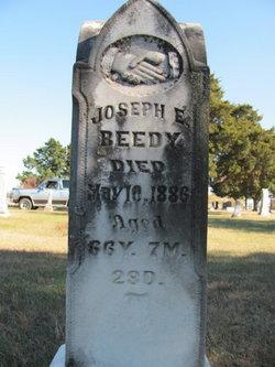 Joseph Eveleth Beedy