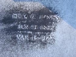 Ella Carene <I>Barnes</I> Jones