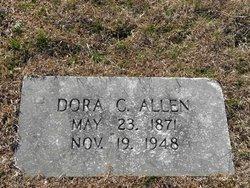 Dora Frances <I>Chastain</I> Allen