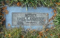 Ethel L. <I>White</I> Anderson