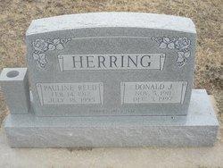 Pauline <I>Reed</I> Herring