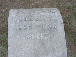 Hattie S <I>Stevens</I> Smith