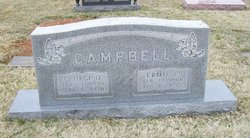 Ermil C <I>Cross</I> Campbell