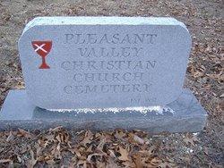 Pleasant Valley Christian Church Cemetery