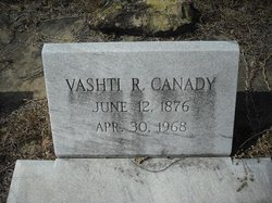 "Vashti Lurene ""Vash"" <I>Rich</I> Canady"