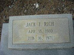 Jack F. Rich