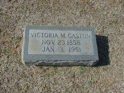 Victoria <I>Mintz</I> Gaston