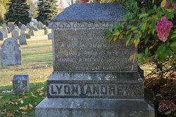 Harriet Almira <I>Lyon</I> Andrews