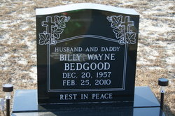Billy Wayne Bedgood