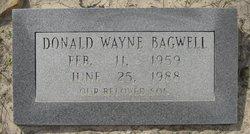 Donald Wayne Bagwell