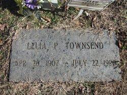 Lelia Pearl <I>Campbell</I> Townsend