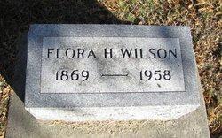 Flora H. Wilson