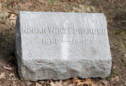 Ninian Wirt Edwards, II