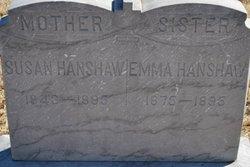 Emma Hanshaw