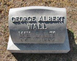 George Albert Wall