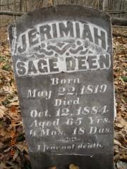 Jeremiah Sage Deen