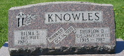 Hilma Edna <I>Smith</I> Knowles