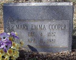 Mary Emma Cooper