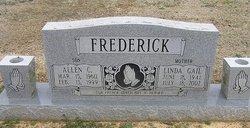 Linda Gail <I>Kenner</I> Frederick