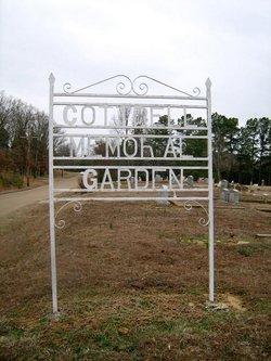 Cottrell Memorial Garden