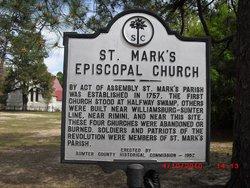 Saint Marks Episcopal Cemetery