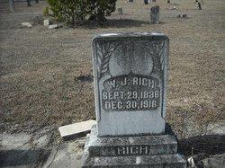 """William J. """"Bill"""" Rich"""