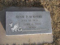 Susie P McKofke