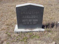 Christian Axelson
