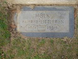 George Littleton Holk