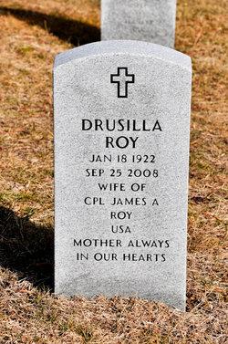 Drusilla <I>Williams</I> Roy