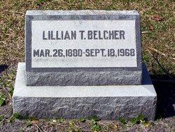 Lillian <I>Taylor</I> Belcher