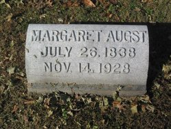 Margaret <I>Wagner</I> Augst