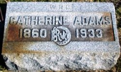 Catherine Ann Adams
