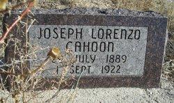 Joseph Lorenzo Cahoon