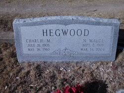 N Maude Hegwood