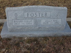 Zella Mae <I>Price</I> Foster