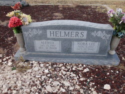 Nora Lee <I>Freeman</I> Helmers