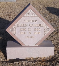 Helen <I>Jefferson</I> Carroll