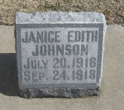Janice Edith Johnson