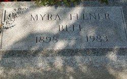 Myra <I>Flener</I> Bell
