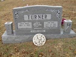 Zina Mae <I>Sanders</I> Turner