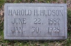 Harold H. Hudson