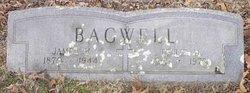 Tollie M. <I>Whitley</I> Bagwell