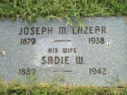 Sadie <I>Wright</I> Lazear