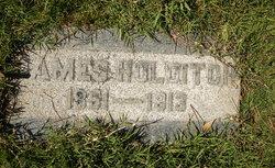James Holditch