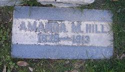Amanda M. Hill