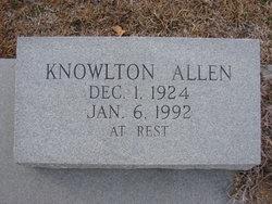 Knowlton Allen