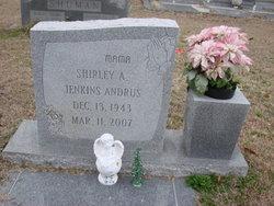 Shirley Adelaide <I>Jenkins</I> Andrus
