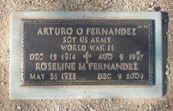 Arturo O Fernandez
