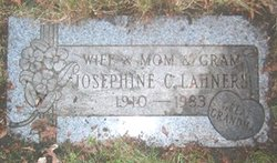 Josephine <I>Weir</I> Lahners